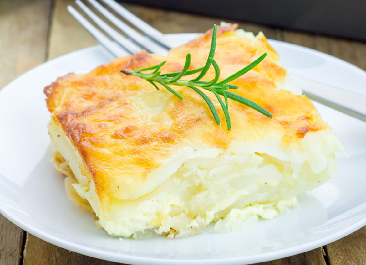recette gratin dauphinois pommes de terre dussurgey. Black Bedroom Furniture Sets. Home Design Ideas